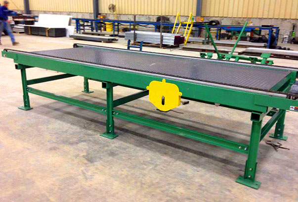 CONVEYORS & RACKING